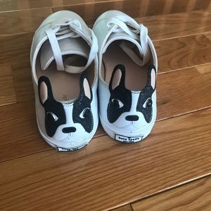 Kate Spade Lucie French Bulldog Shoes
